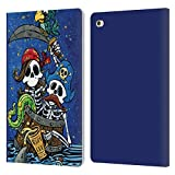 Head Case Designs sous Licence Officielle David Lozeau Couple Pirate Art Colorée Coque en Cuir à...