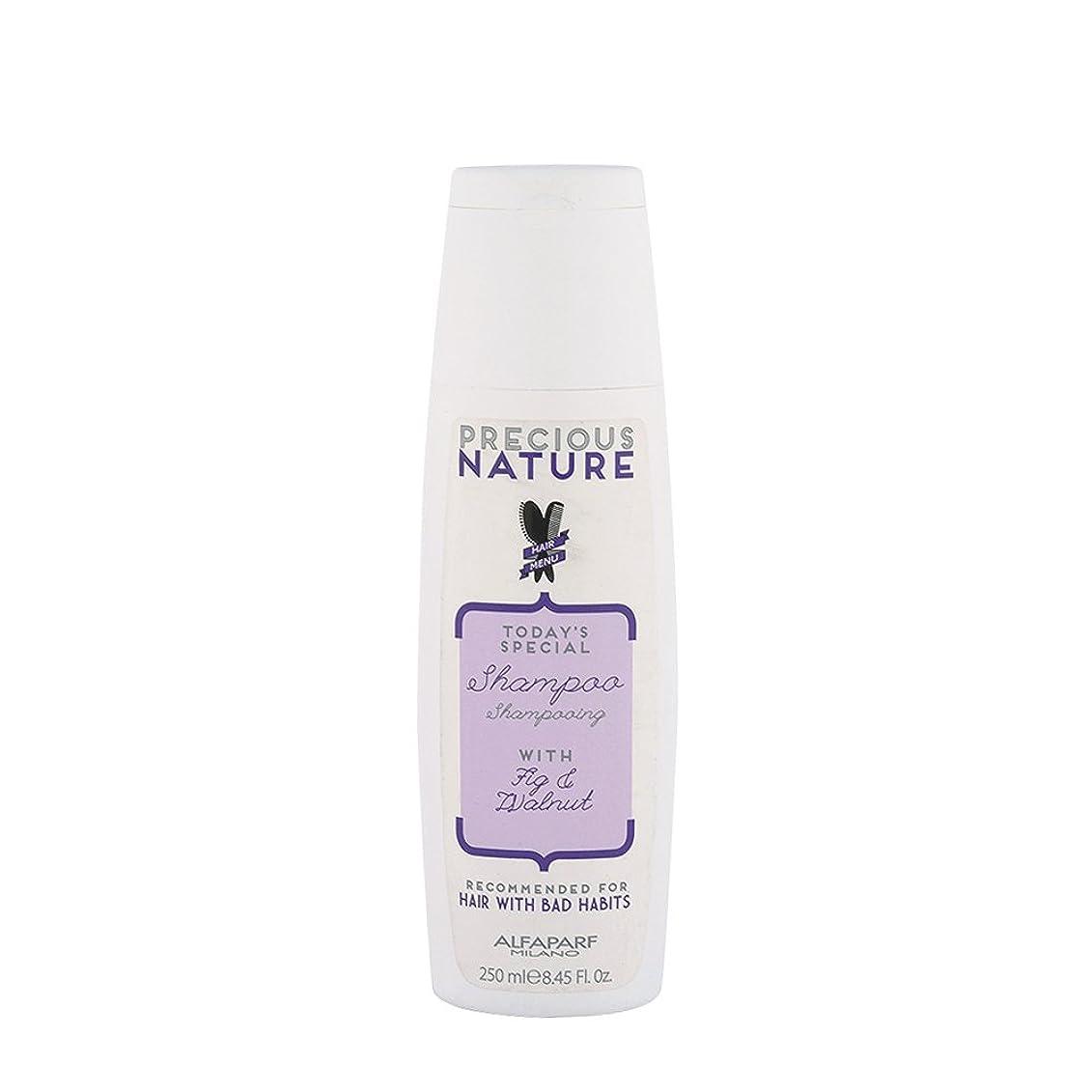 分散環境保護主義者魚アルファパルフ Precious Nature Today's Special Shampoo (For Hair with Bad Habits) 250ml/8.45oz並行輸入品