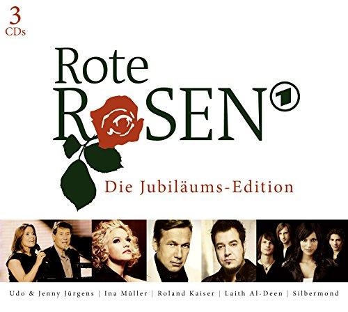 Rote Rosen - Die Jubiläums-Edition (Die CD zur Kultserie)