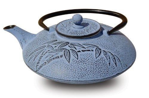 Old Dutch Cast Iron Positivity Teapot, 26-Ounce,...