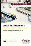 Contabilidad Previsonal. Fnanciación de Empresas (Formacion Profesional Empleo)