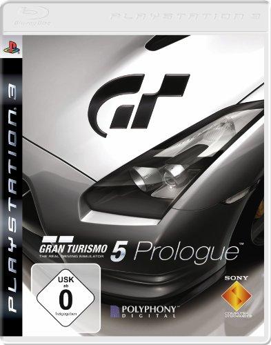 Gran Turismo 5 Prologue [Software Pyramide]