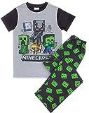 Minecraft Zombie Boy's Pyjamas (8 Years)