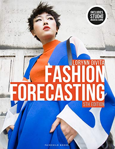 Compare Textbook Prices for Fashion Forecasting: Bundle Book + Studio Access Card 5 Edition ISBN 9781501338984 by Divita, Lorynn