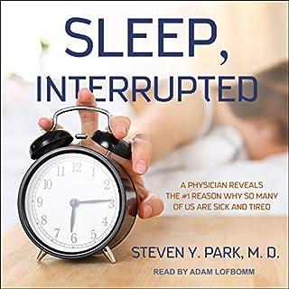Sleep, Interrupted audiobook cover art