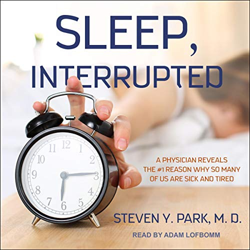 Sleep, Interrupted cover art