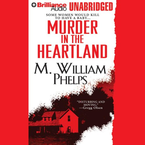 Murder in the Heartland cover art
