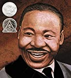 Martin's Big Words: The Life of Dr. Martin Luther King, Jr. children's book with Dr. King smiling on the front
