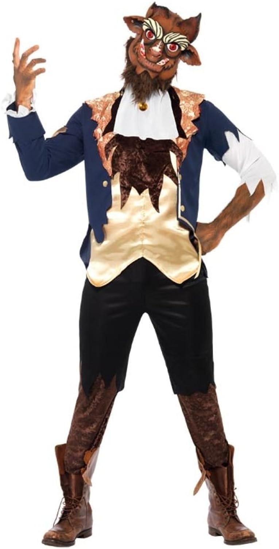Smiffys Biest Kostüm, Größe M B00DW44ARU Merkwürdige Form  | Vollständige Spezifikation