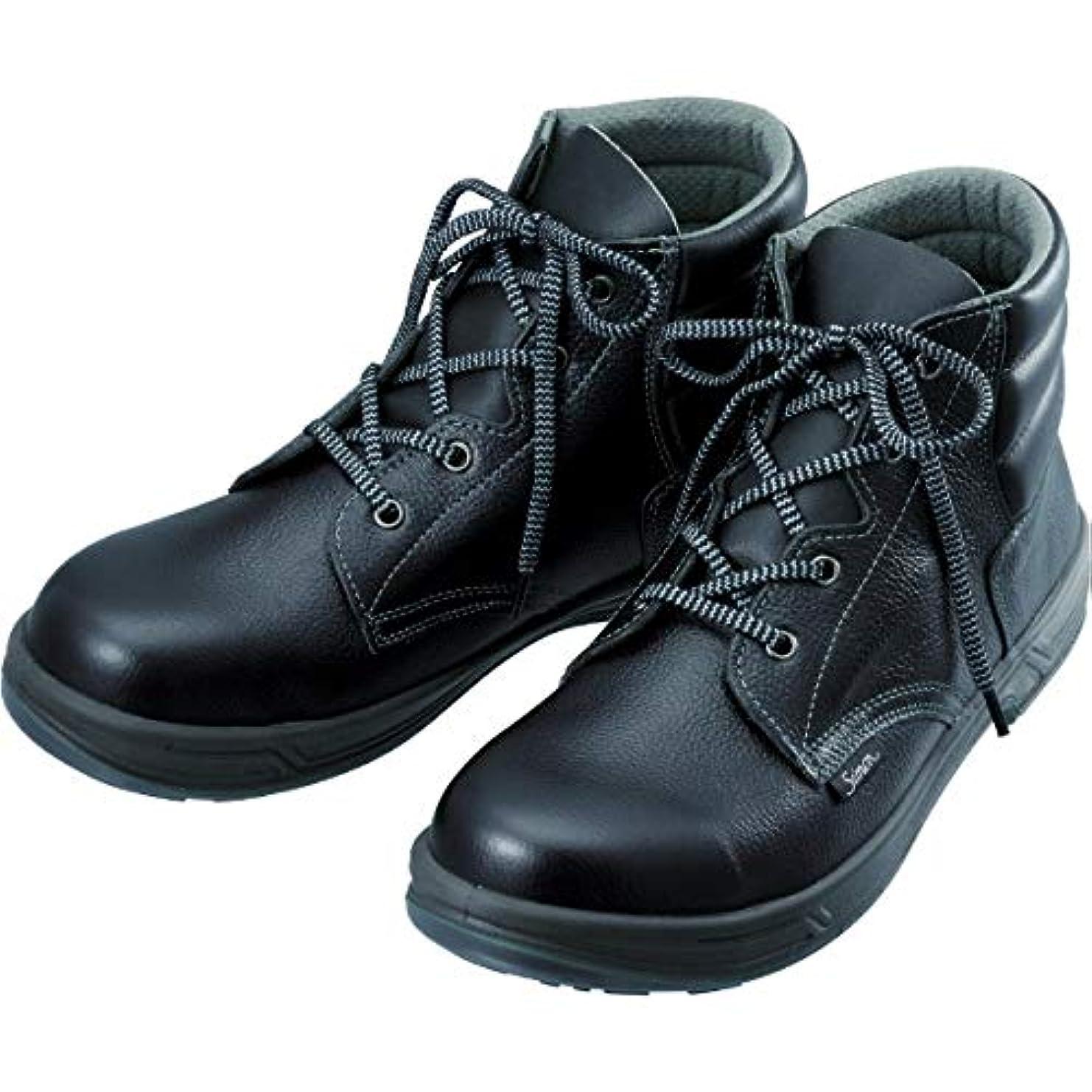大工道徳アクセスシモン/シモン 安全靴 編上靴 SS22黒 26.0cm(2528703) SS22-26.0 [その他] [その他]