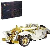 Onenineten Technic Auto depoca Costruzioni, 868+Pezzi retrò Auto da Sportiva Set di Costruzioni, Compatibile con Lego Technic (Mould King 10003)