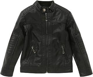 2b9c2b976 Amazon.fr : blouson simili cuir - Fille : Vêtements