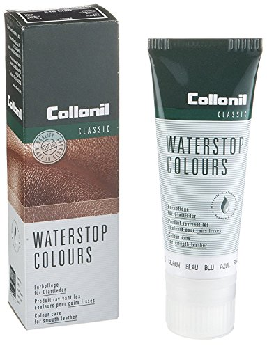 Collonil Waterstop Schuhcreme Glattleder 75 ml - verschiedenen Farben (75 ml, Puder)
