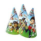 6 Sombreros Patrulla Canina