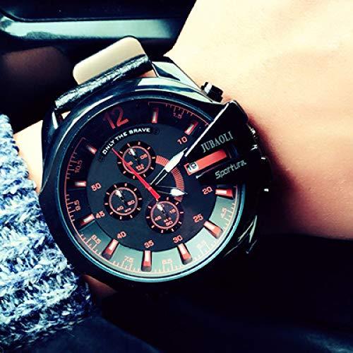 Europa und die Vereinigten Staaten kühles großes Zifferblatt DZ Mode Gezeiten Uhr wasserdicht Herrenuhr Sport Chronograph Uhr Casual Uhr Herrenuhr-4