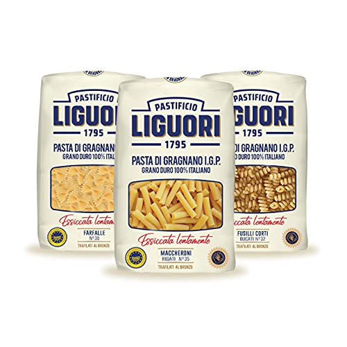 Box 36 Confezioni Pasta di Gragnano IGP Pastificio Liguori