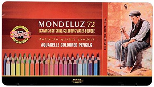 Koh-I-Noor Mondeluz Aquarell Watercolor Pencils
