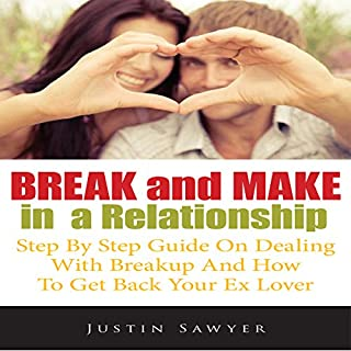 Break and Make in a Relationship audiobook cover art
