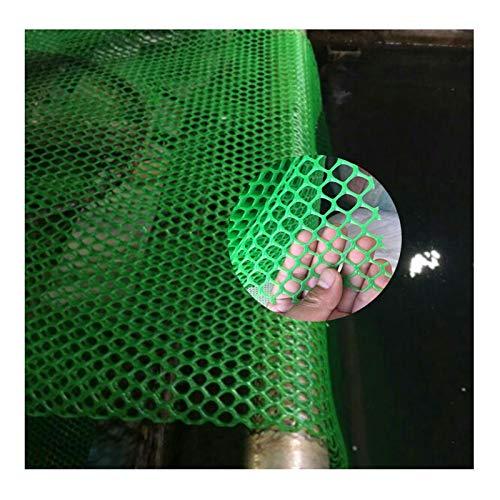 'N/A' Valla De Red De Cría Rejilla De Plástico Protección De Balcón para Niños Seguridad Prevención De Caídas Gatos Anti-caída Ventana con Fugas De Estiércol Red De Protección De Césped(Size:1 * 7m)