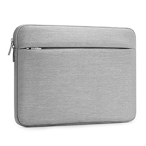 AtailorBird Custodia Portatile 15.6 Pollici,Custodia Borsa Custodie Morbide per PC Portatili Involucro Laptop Sleeve Case per Notebook Computer Portatile - Grigio