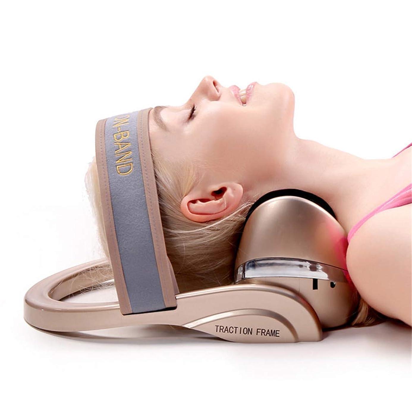 爆発物ジュラシックパーク慈善指の圧力首と肩のマッサージャー、電気頸部マッサージは、体の筋肉の痛みを和らげるリラックス|振動は疲労を和らげます