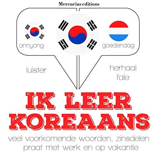 Ik leer Koreaans cover art