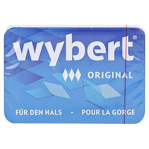 WYBERT Pastillen, 25 g