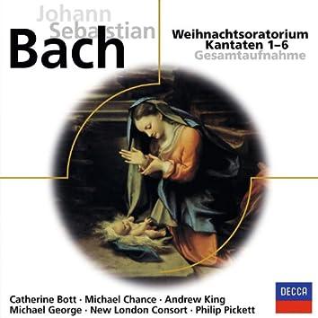 Weihnachtsoratorium BWV 248, Kantaten Nr. 1-6 (Eloquence)