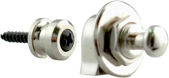 Grover Nickel Strap Lock (GP800N)