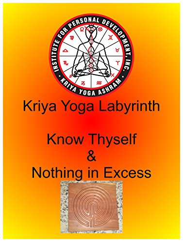 Kriya Yoga Labyrinth Video [OV]