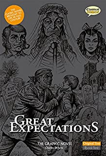 Great Expectations: The Graphic Novel: Original Text (Classical Comics)