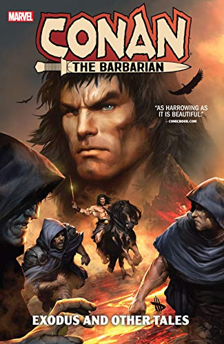 Conan: Exodus And Other Tales (Conan The Barbarian (2019-)) (English Edition)