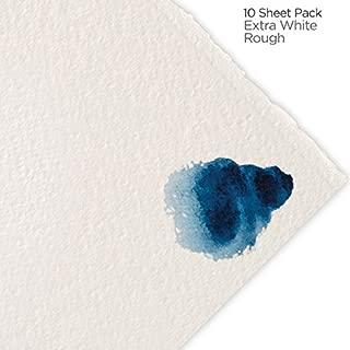 Fabriano Artistico Watercolor Paper 300 lb. Rough 10-Pack 22x30