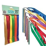 Izzi Arts Rainbow Rhythm Ribbon Set