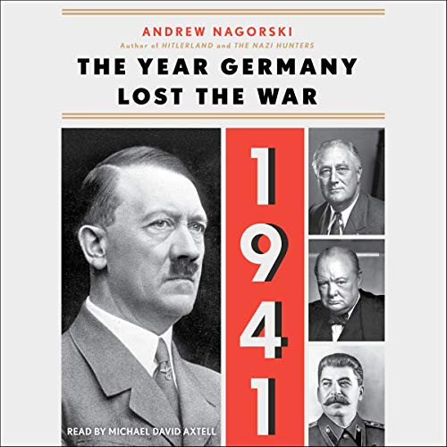 1941: The Year Germany Lost the War audiobook cover art