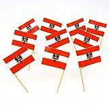 Austria | Austrian Flag with C...
