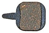 Promax - Pastillas de freno de disco, color negro, tamaño Tektro 10