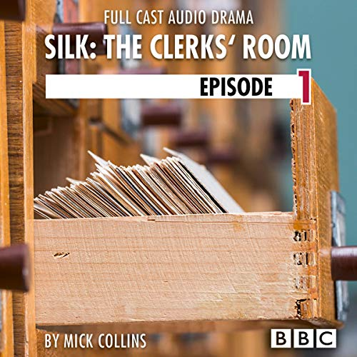 Silk - The Clerks' Room 1 audiobook cover art