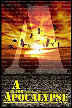A is for Apocalypse (Alphabet Anthologies Book 1) by [Rhonda Parrish, Beth Cato, Damien Angelica Walters, Marge Simon, Milo James Fowler, C.S. MacCath, Steve Bornstein, Ennis Drake, K.L. Young, Simon Kewin]