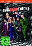 The Big Bang Theory - Die komplette sechste Staffel [Alemania] [DVD]