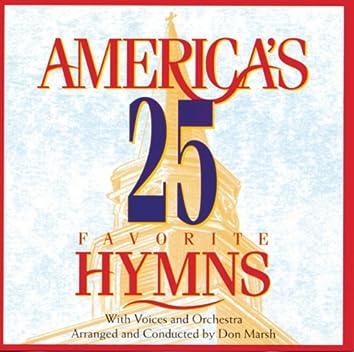 America's 25 Favorite Hymns