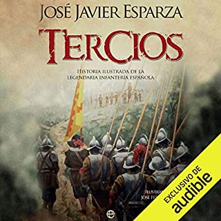 Tercios audiobook cover art