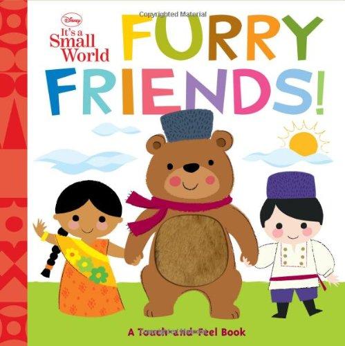 Disney It's a Small World Furry Friends (Disney It's a Small World (Board))