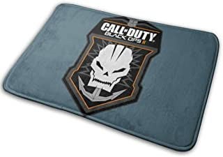 Amanda Walter Call of Duty Carpet Alfombrilla Antideslizante para Puerta desteñida Alfombra Interior para Exterior Alfombr...