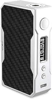 Voopoo Drag 157W TC Box MOD con Super Gene Chip- Aleación de zinc + Panel de resina-Cigarrillo electrónico Sin nicotina, sin líquido E (Azure)