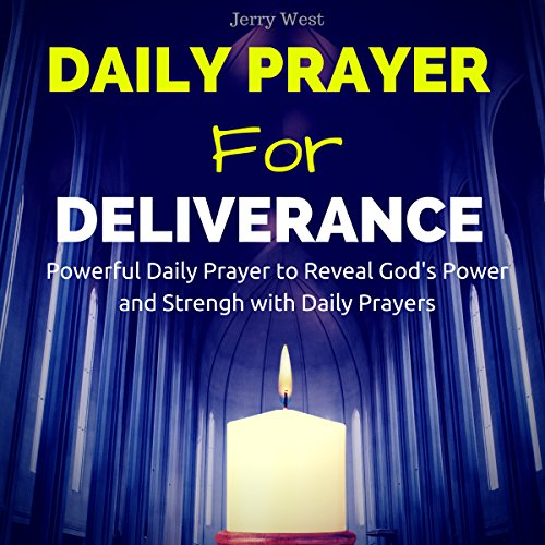 Daily Prayer for Deliverance audiobook cover art