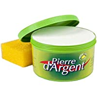 La Pierre d'Argent ® 500 GR - Piedra Blanca para Limpieza -
