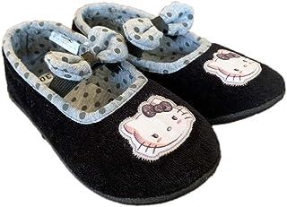 ROYER Hello Kitty Zapatos tipo ballet Niñas