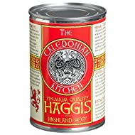 Caledonian Kitchen Haggis With Highland Beef, 14.5-Ounce Can