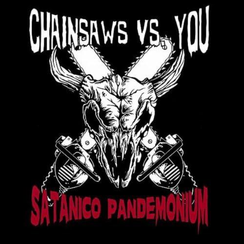 Chainsaws Vs. You
